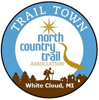 White Cloud Michigan is a North Country Trail Town