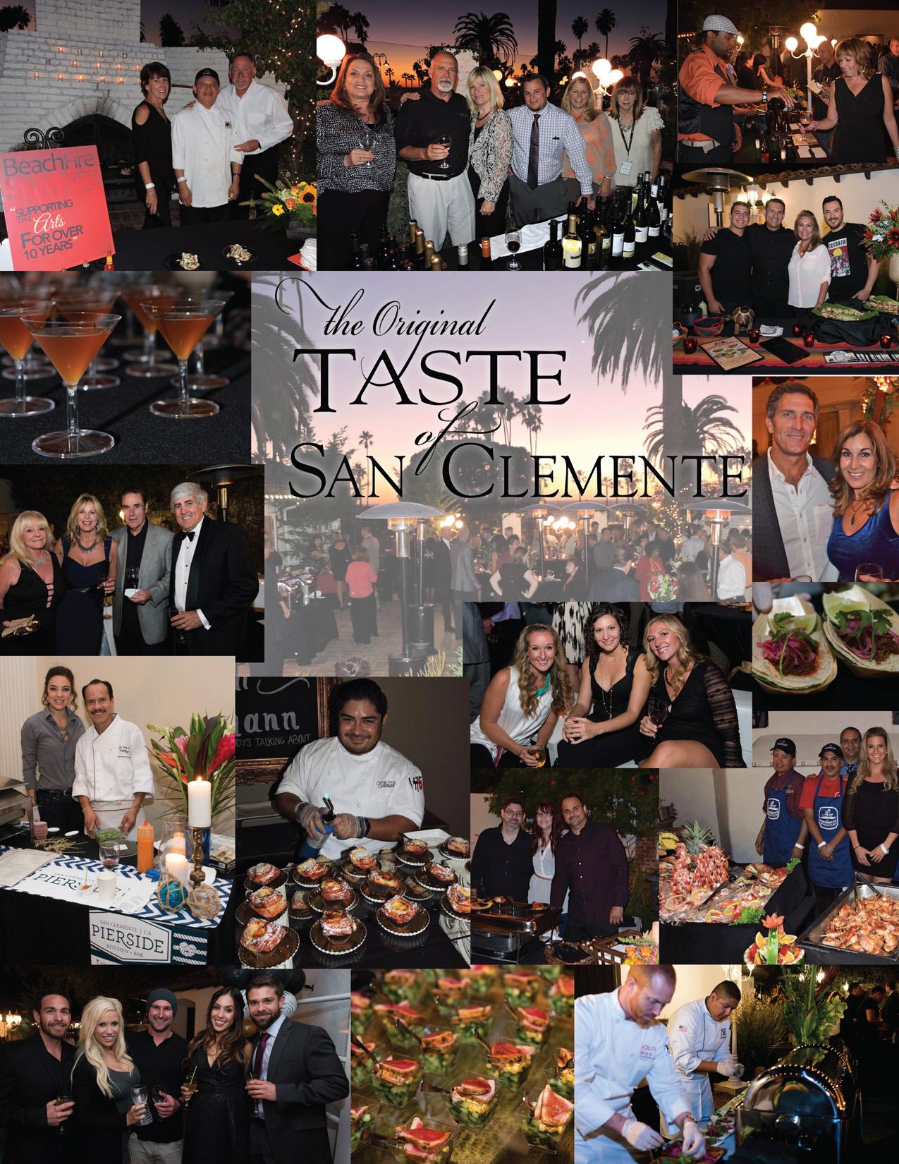 A Taste of San Clemente @ Casino San Clemente