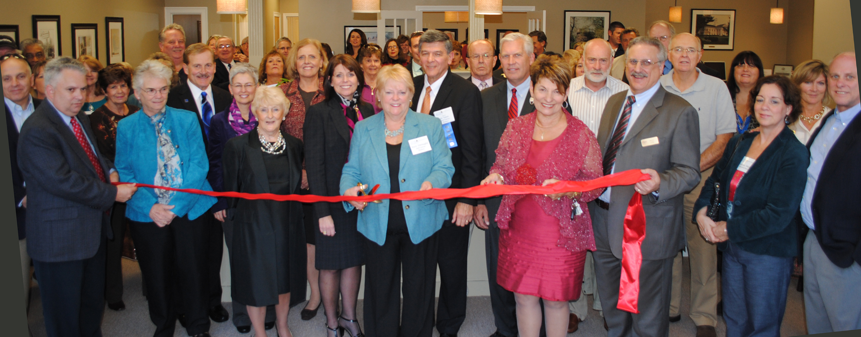 Jack Conway Real Estate Mansfield MA Ribbon Cutting
