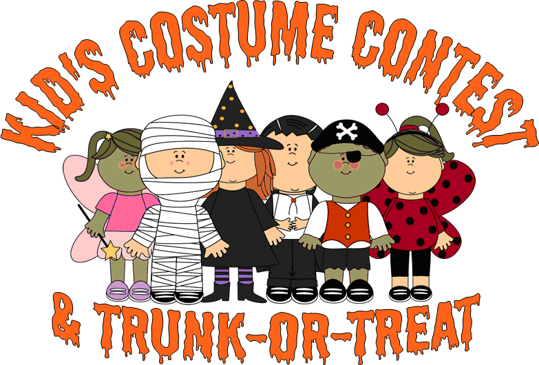 Kids Costume Contest & Trunk or Treat