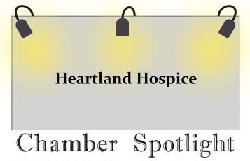Heartland Hospice Chamber Spotlight
