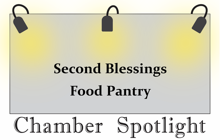 Second Blessings Food Pantry Chamber Spotlight