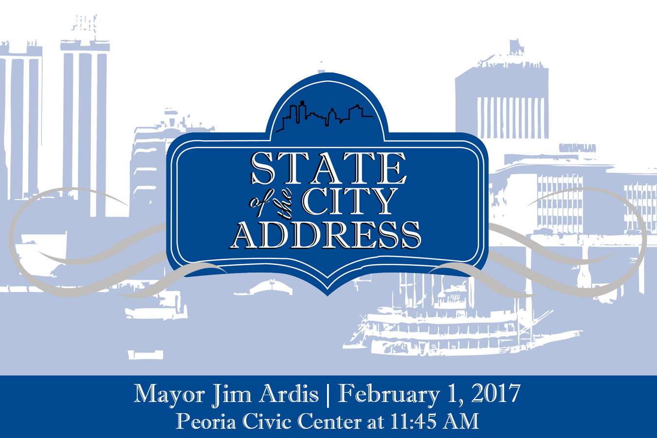 state of the city peoria area chamber of commerce il