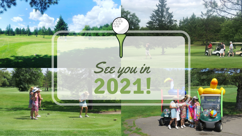 2020 Golf Classic August 24