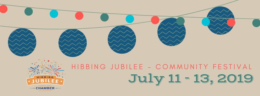Jubilee-July 11-13, 2019