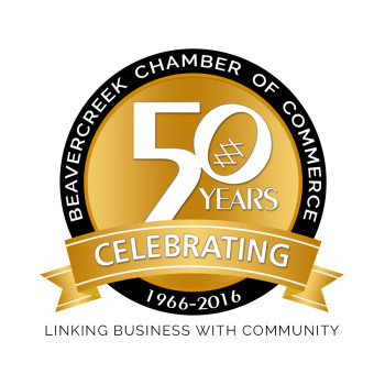 Beavercreek Chamber of Commerce 50th Anniversary