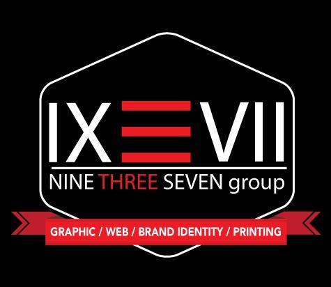 Nine Three Seven Group Graphics Web Design Brand Identity Printing