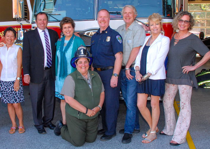 Southern Marin Fire Protection District Sausalito Business Exchange
