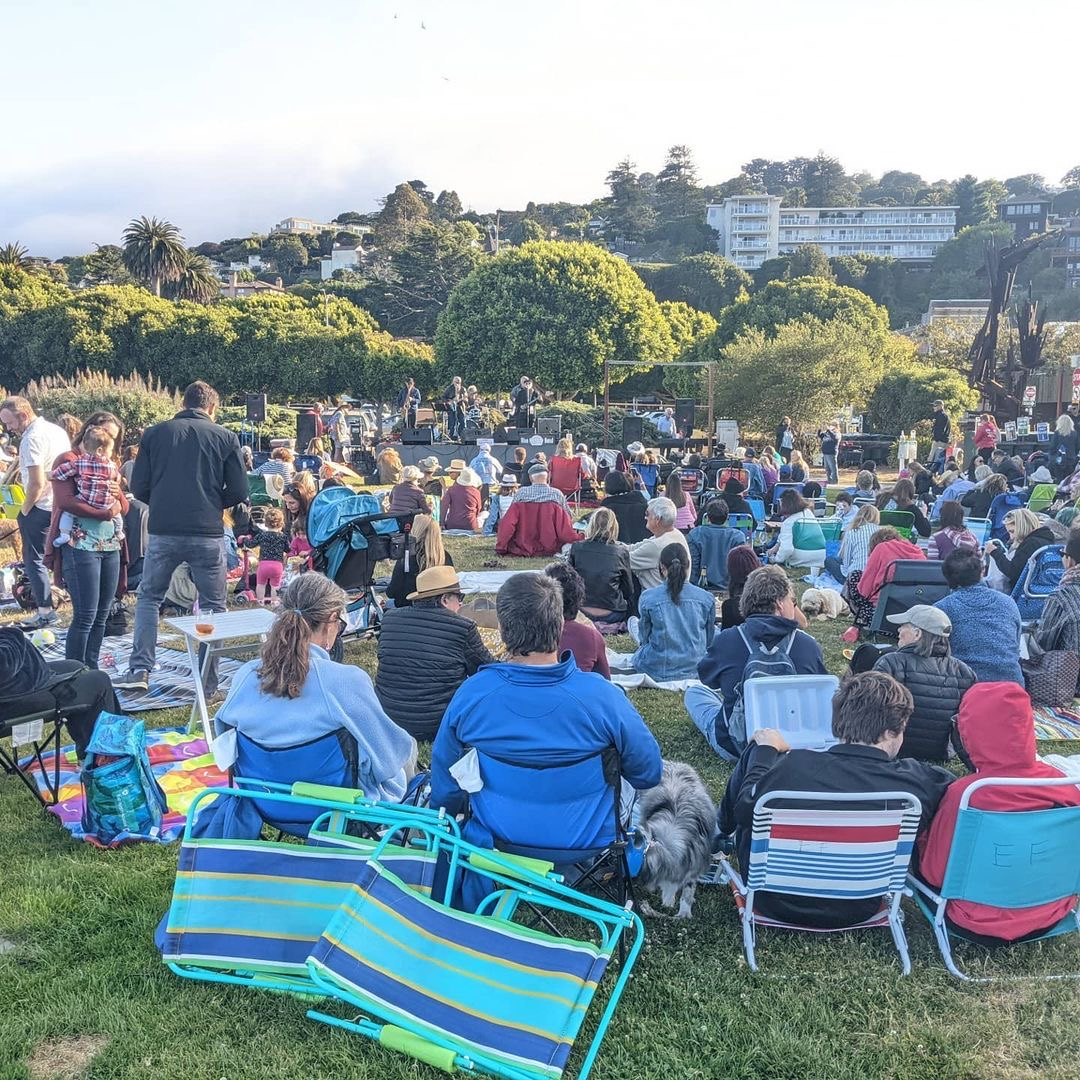 2021 Jazz & Blues by the Bay Band is Back!