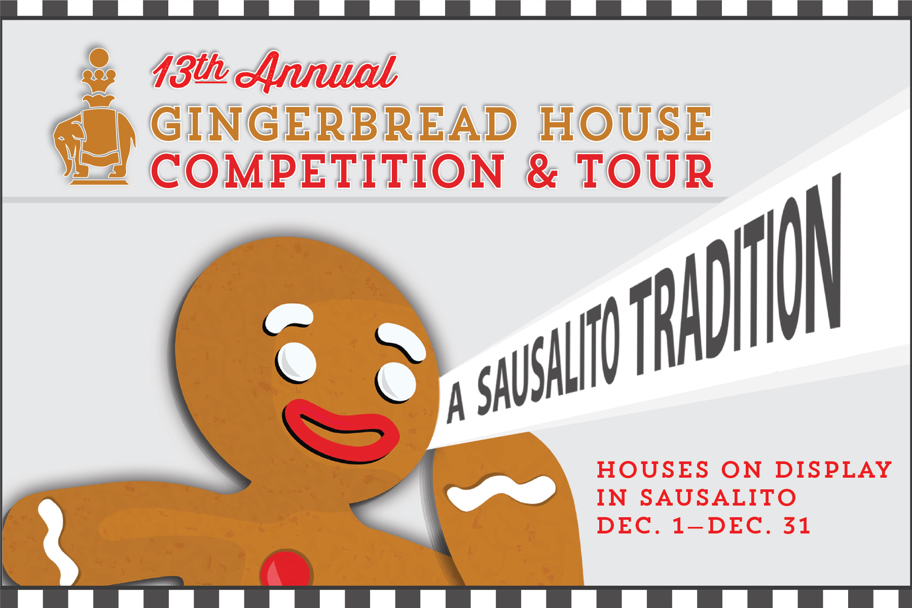 Gingerbread House Tour