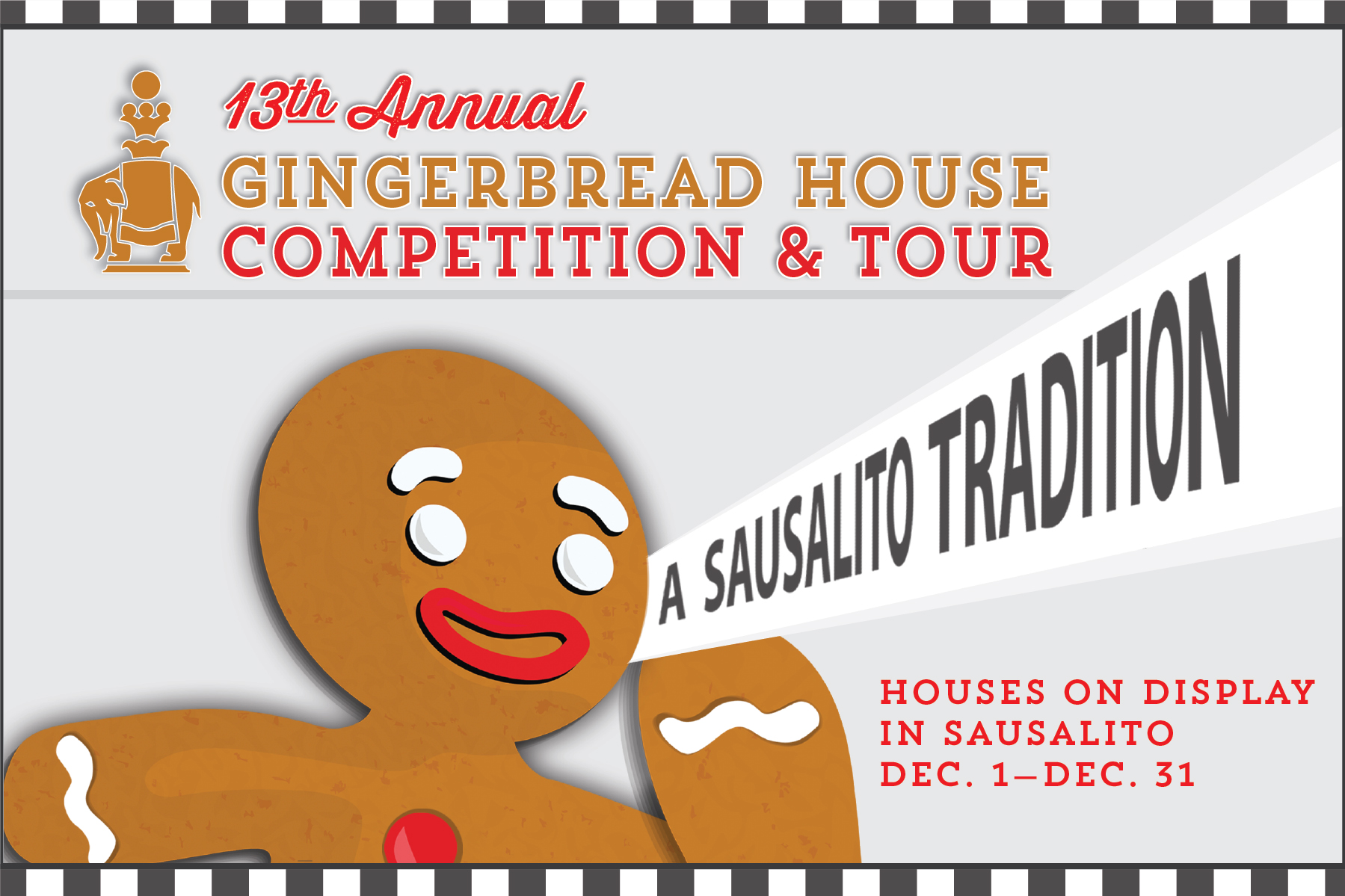 Gingerbread House Tour and More!