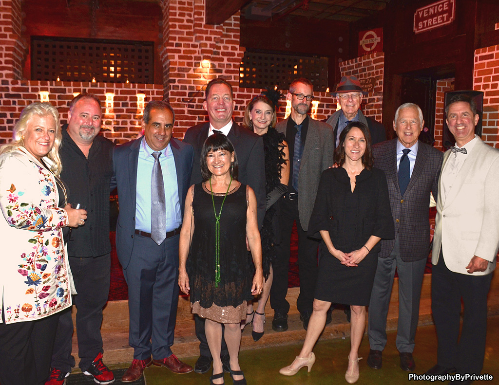 Celebrate Speakeasy Award winners 2017