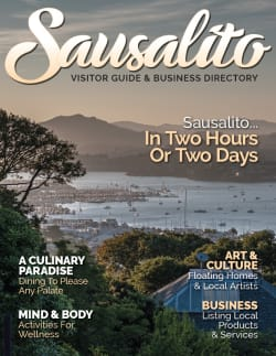 Sausalito Visitor Guide 2020