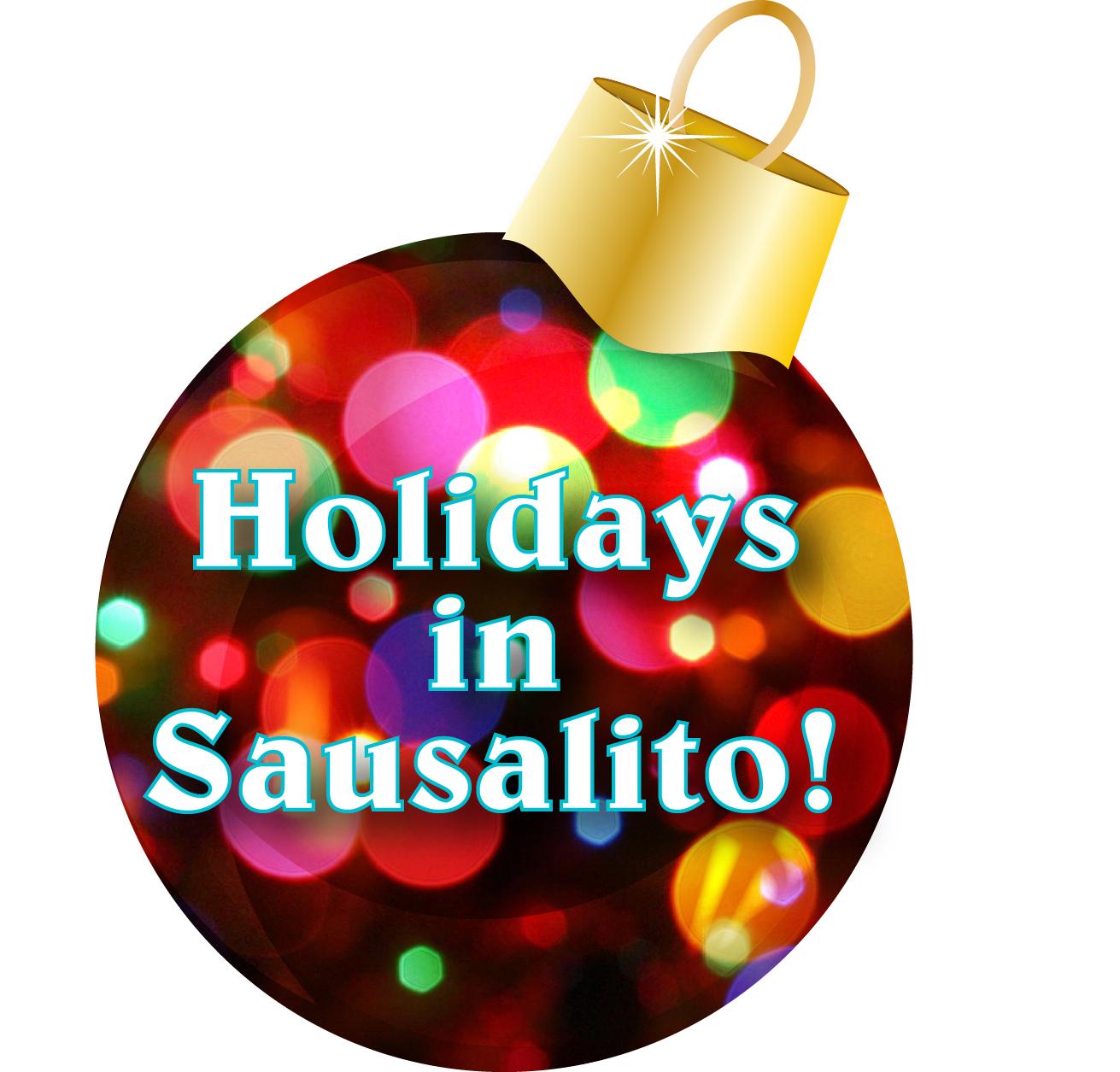 Holidays in Sausalito