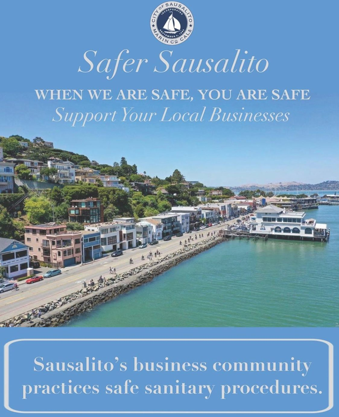 Safer Sausalito