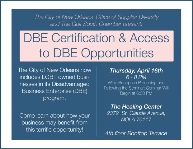 DBE Certification & Access to DBE Opportunities