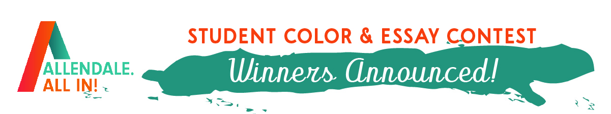 All In Student and Color Essay Contest Winners