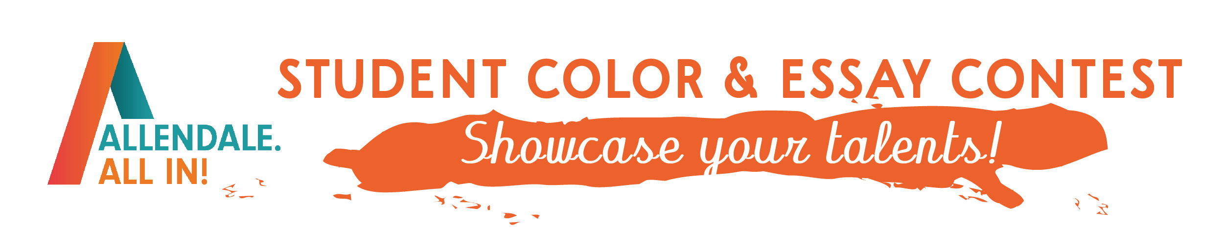 All In Student and  Color Essay Contest