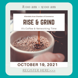 Rise & Grind: It's Coffee and Networking Time