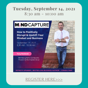How to Positively Disrupt & Upshift Your Mindset and Business - Multi Chamber Event