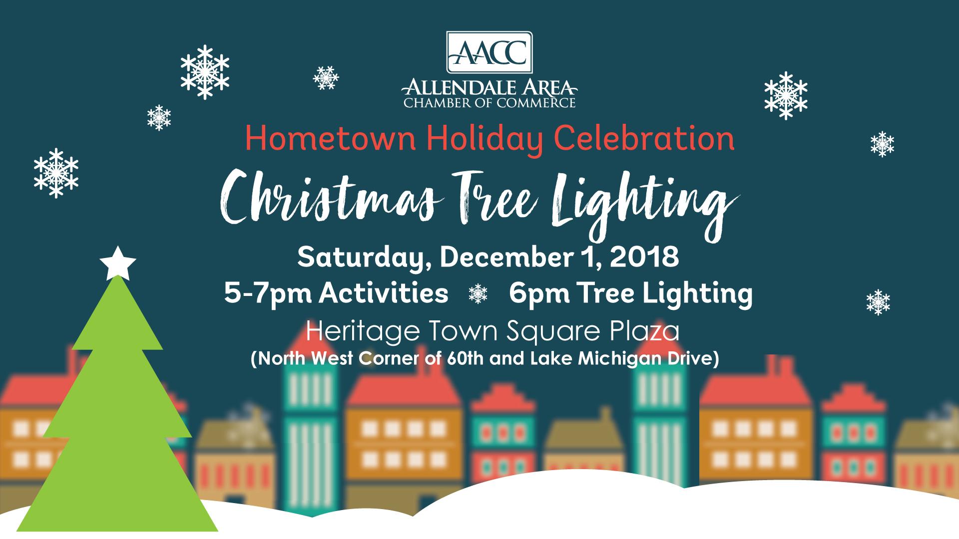 hometown holiday celebration