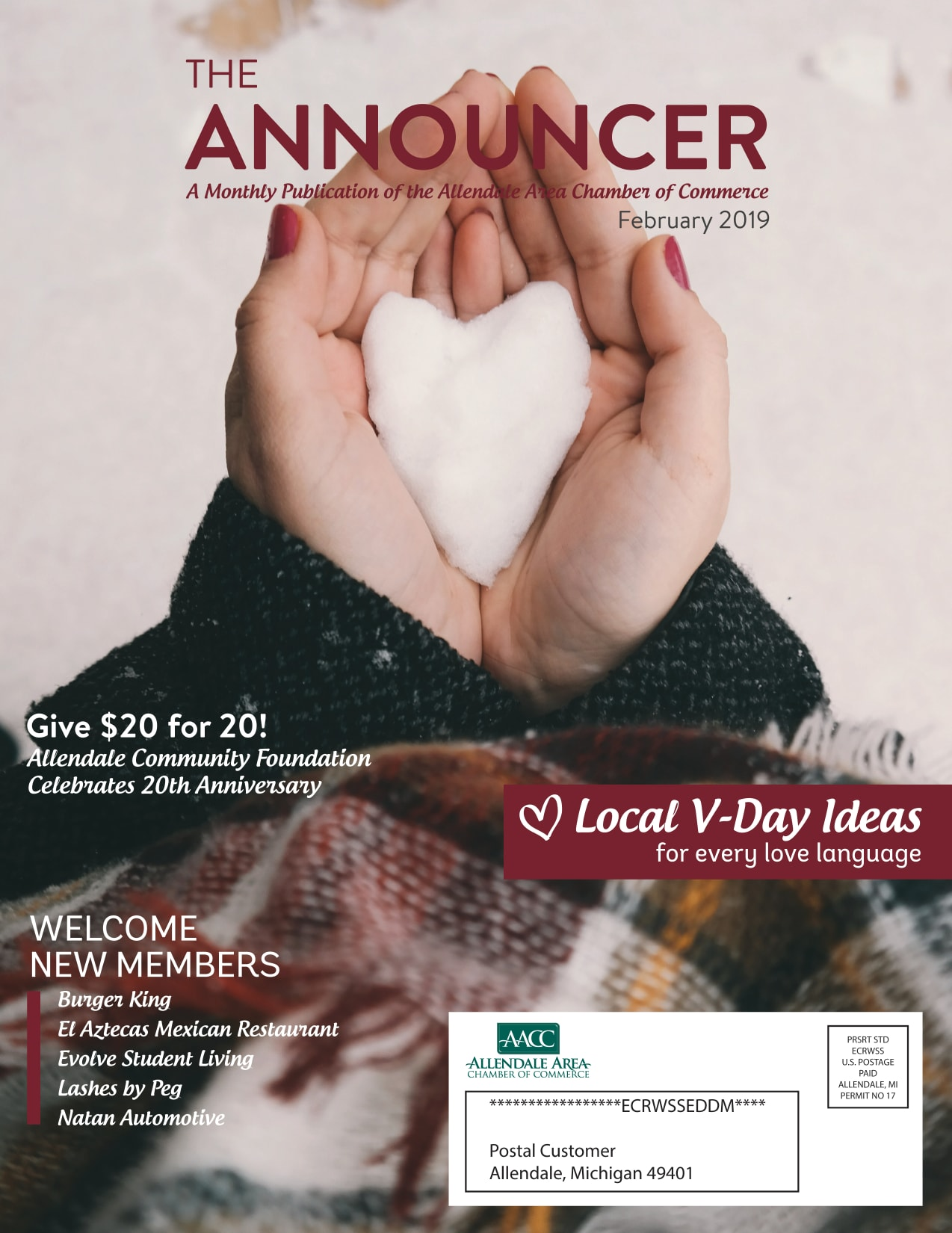 The Announcer February 2019