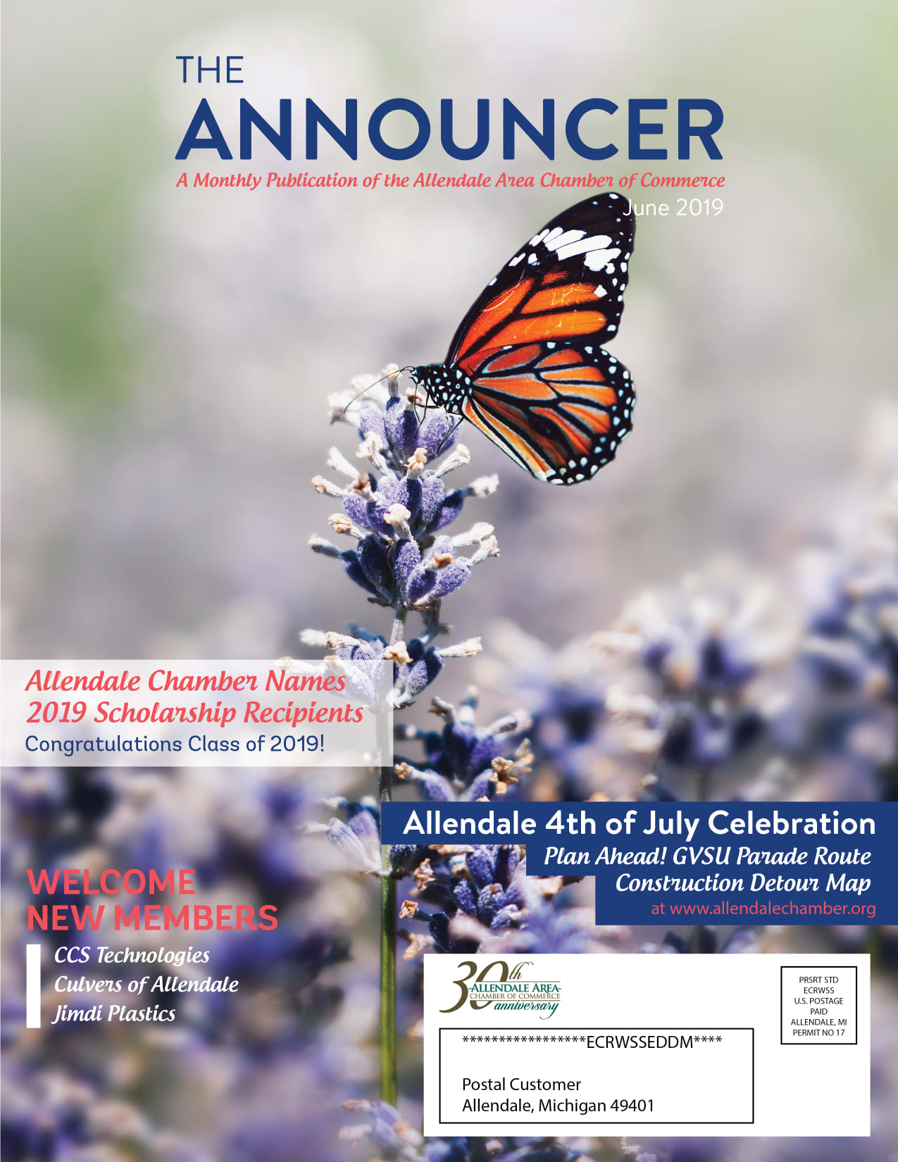 The Announcer June 2019