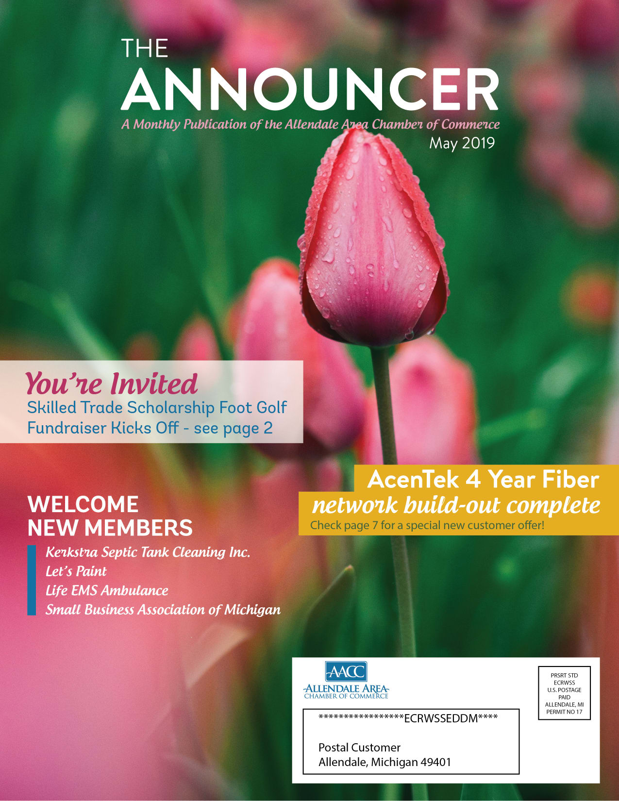 The Announcer May 2019