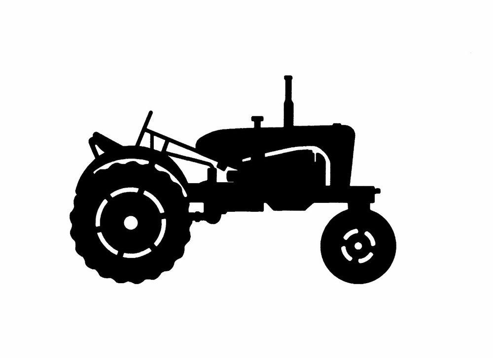 vintage tractor clipart - photo #4