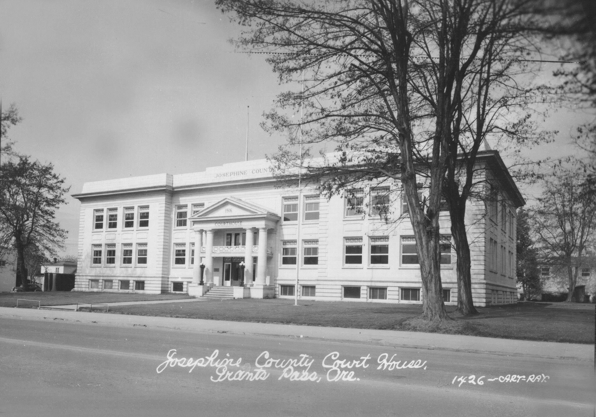 Area History - Grants Pass & Josephine County Chamber of Commerce, OR