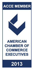American Chamber of Commerce Executives ACCE logo