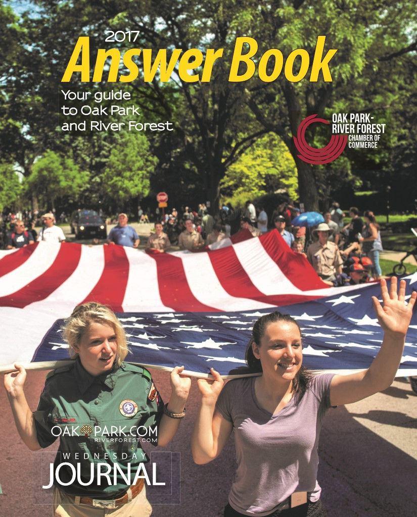 2017 Answer Book - Wednesday Journal