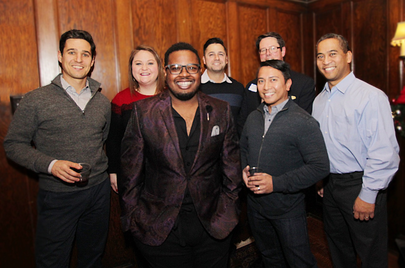 Communities Affinity Group Young Professionals