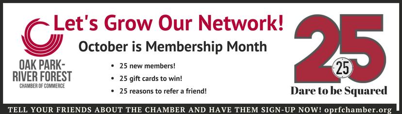 2017 Membership Month