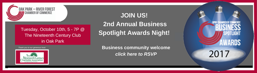 2017 Spotlight Awards Event Info