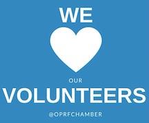 OPRF Chamber Volunteer Opportunities