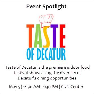 Taste of Decatur Illinois