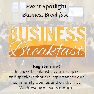 Business Breakfast Greater Decatur Chamber of Commerce