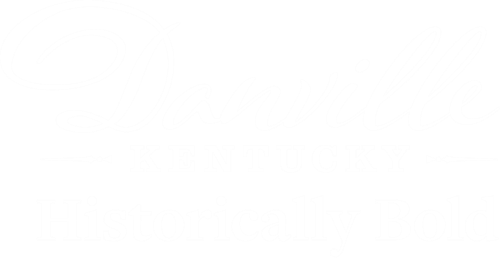 Danville Kentucky text logo