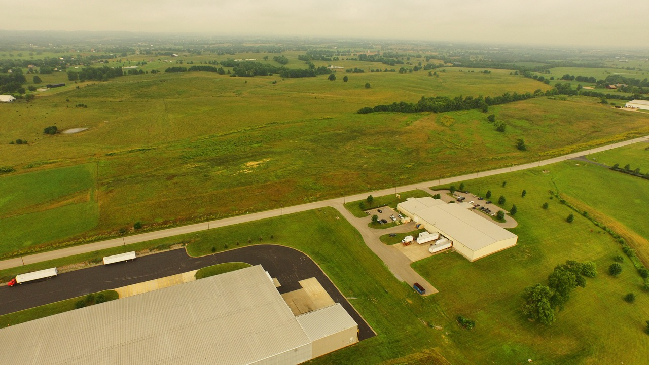 Sites for industrial development are available in the John H. Stigall Business Center on Corporate Drive, Danville, Kentucky.