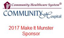 Community Hospital Make It Munster Sponsor
