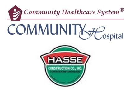 Community Hospital    Hasse Construction    2018 Make it Munster Sponsor
