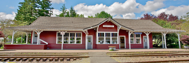 Historic Train Depot Snoqualmie Valley Chamber Of