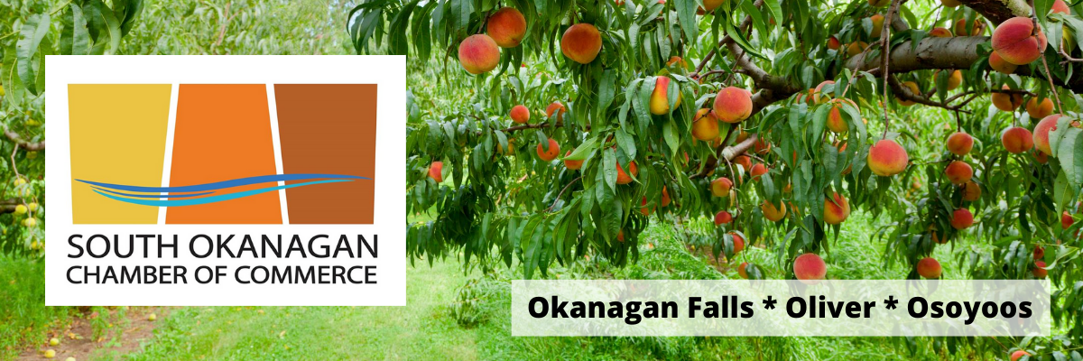 Osoyoos Oliver Okanagan Falls Small Business Peaches Orchards South Okanagan Community Builders