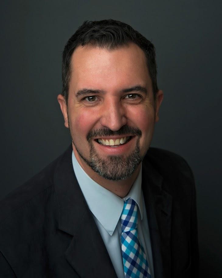 Tim Sokol, ARCC Events Manager