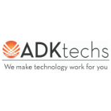 ADKtechs logo We make technology work for you