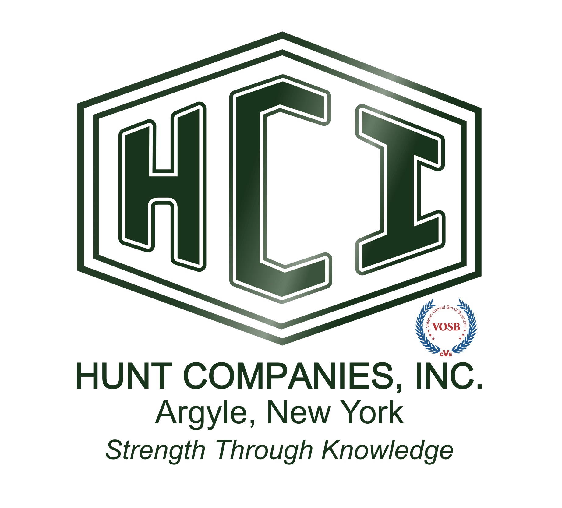 Hunt Companies, Inc. Logo