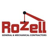 Rozell General & Mechanical Contractors logo