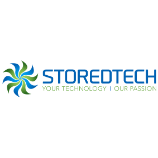 Storedtech - Your Technology Our Passion logo