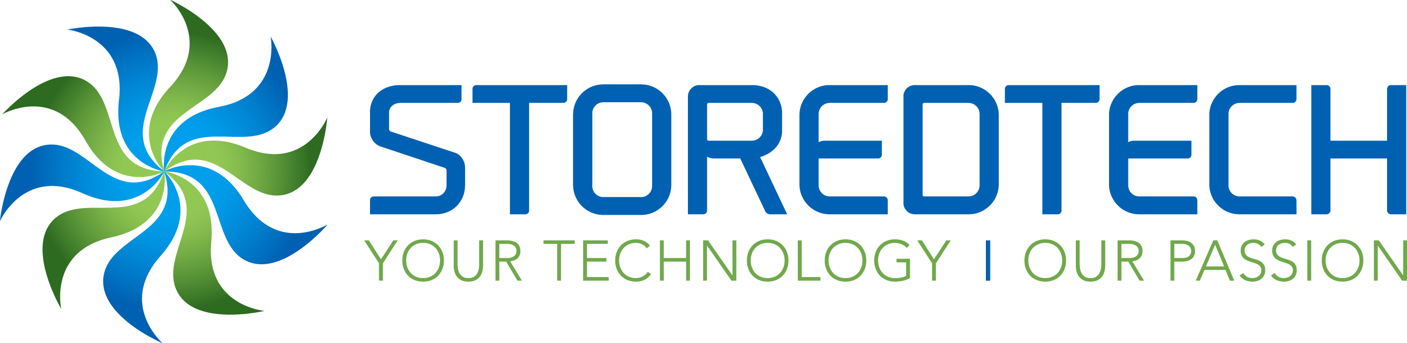 STOREDTECH - Your Technology, Our Passion logo